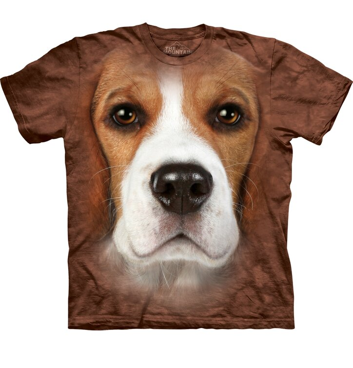 Beagle Face Adult
