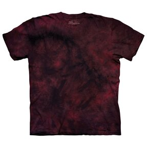 Red Rich Mottled Dye
