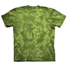 Dynamic Green Mottled Dye