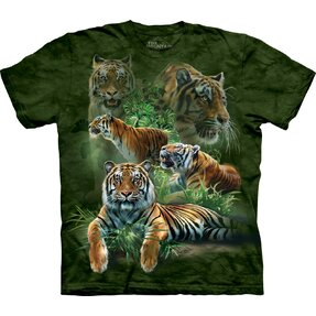 Jungle Tigers Adult