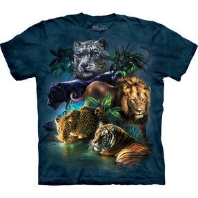 Big Jungle Cats Adult
