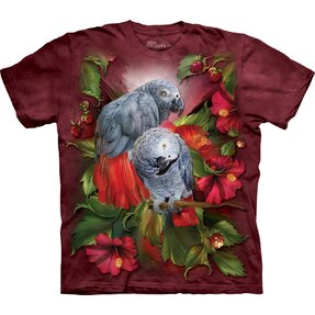 Tricou African Gray Mates