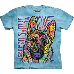Tricou German Shepherd Luv