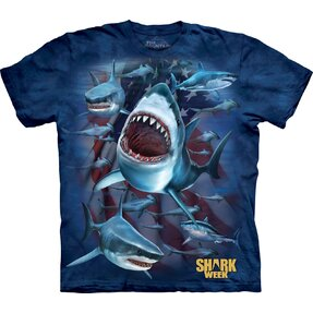 Shark Country T Shirt