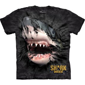 Shark Week Breakthru T Shirt