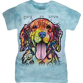 Tricou damă  Cocker Spaniel Dog is Love