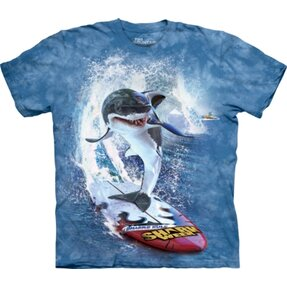 Shark Surf Shark Week T Shirt