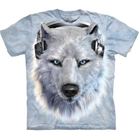 White Wolf DJ Child