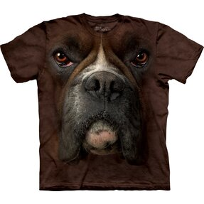 Boxer Face Adult