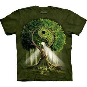 Yin Yang Tree Adult